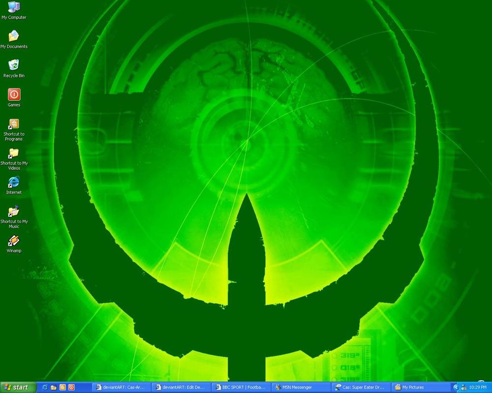Quake 4 by dukester