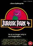 Jurassic Park 4 film poster