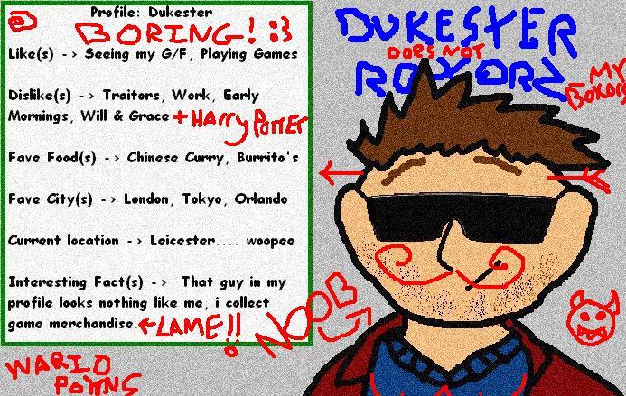 dukester's Profile Picture