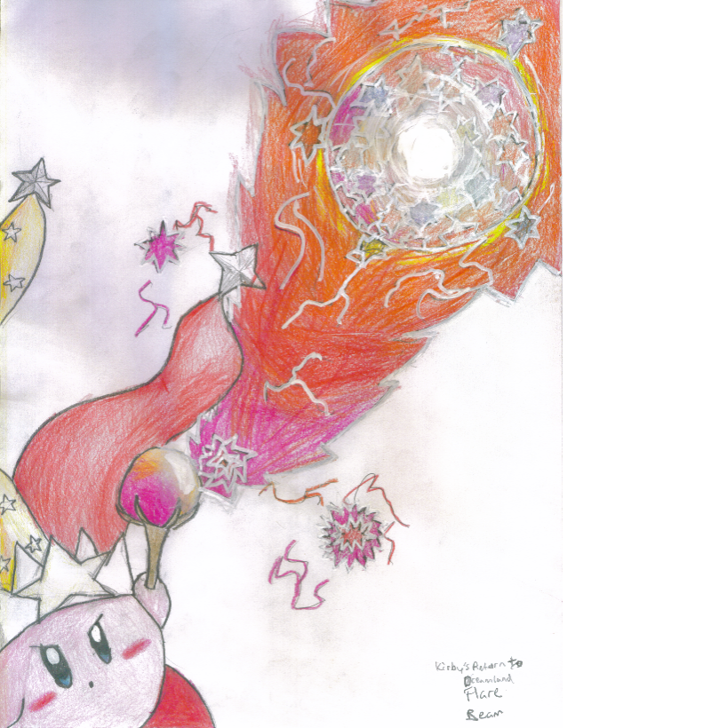 The gallery for --> Kirby Ultra Fire