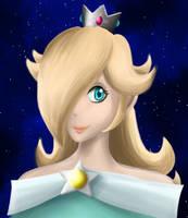 Rosalina by LunarHalo24