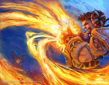 Elemental Flames