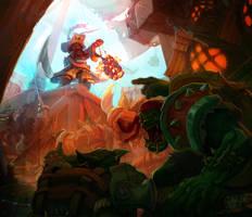 Blackhart's Revenge by AncientSources