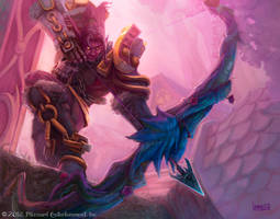 Hearthstone: Snipe! by AncientSources