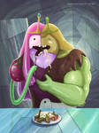 Adventure Time - Princess Monster Wife