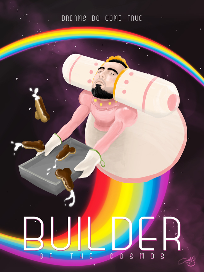 Builder: Queen of the Cosmos by Jiggsokeken