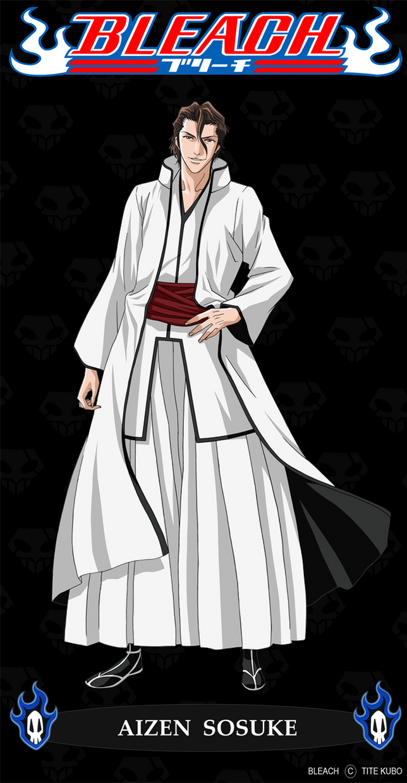 Aizen Sosuke 01 (hueco mundo) by B-FT-OP-PROJECT on DeviantArt  Aizen Sosuke 01...