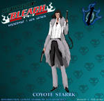Resurrection Coyote Starrk by B-FT-OP-PROJECT