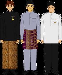 Zaki - Alimin - Ridwan: Pertemuan Pertama by Admiralkim