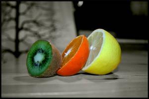 Fruit Parade by Mimado