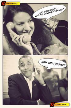 Mr. Obama...