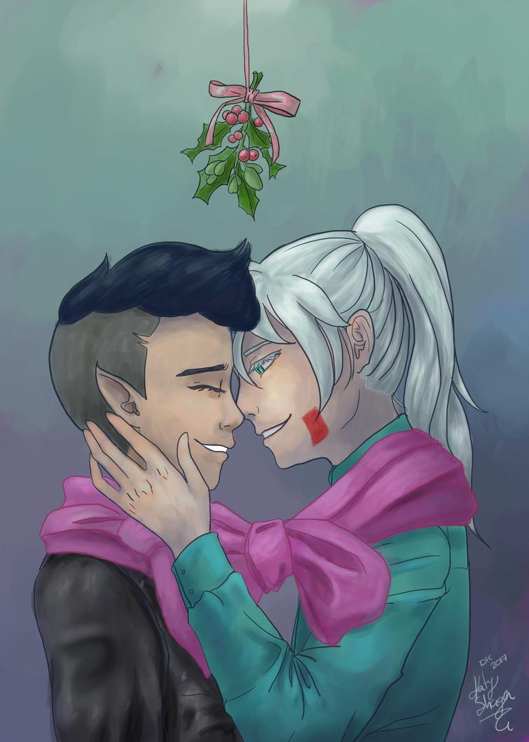 Mistletoe by KatyShaga