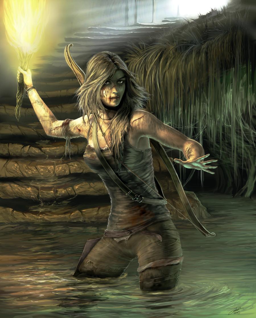 Tomb Raider Reborn by jodeee