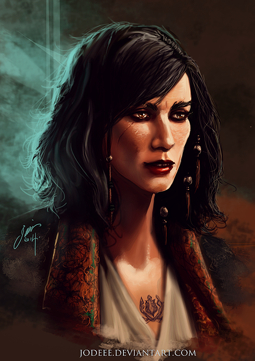 Mary Read by jodeee