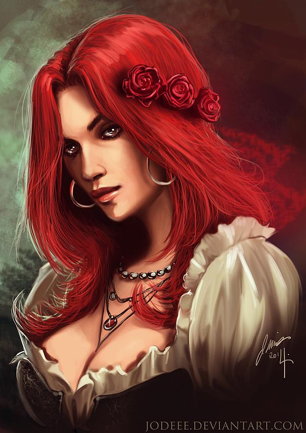Anne Bonny by jodeee