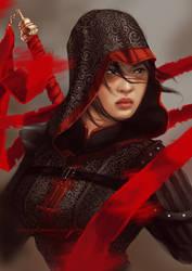 Shao Jun by jodeee