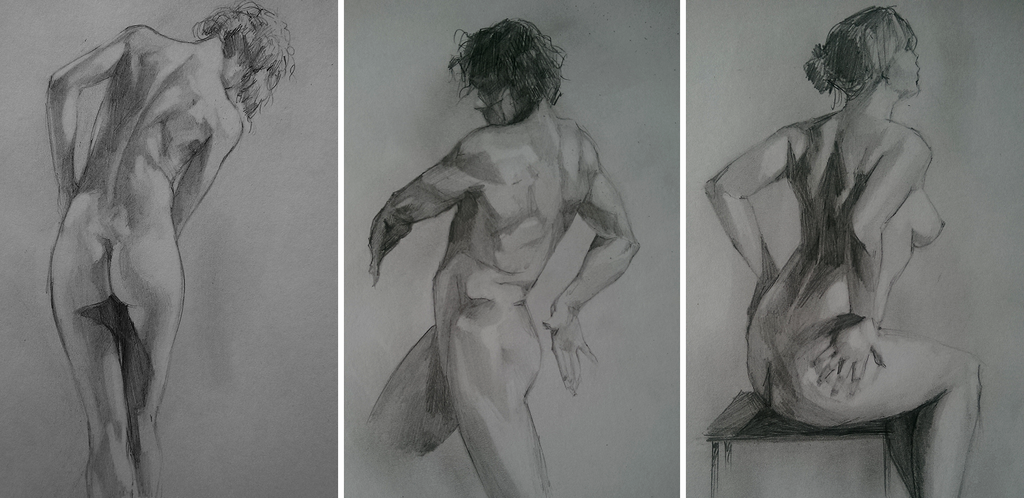 Figure Studies by jodeee
