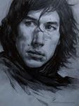 Kylo Ren - sketch