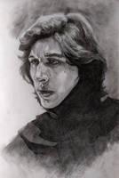 Kylo - Sketch 3 by jodeee