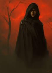 Blood skies. by jodeee