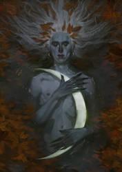 Rusted Moon. by jodeee