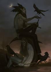 Dead flesh and Bones