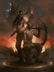 Hell. by jodeee