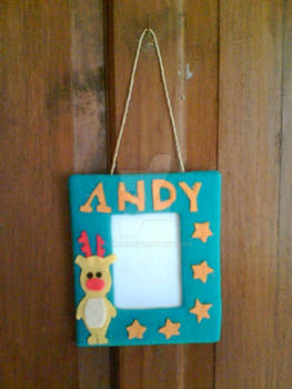 andy's frame