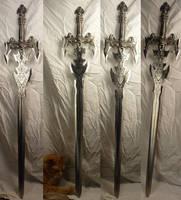 Decorative Sword Stock I by Melyssah6-Stock