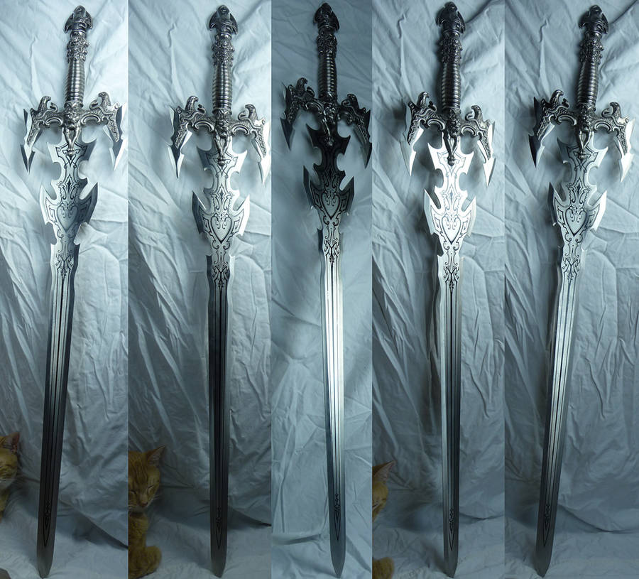 Decorative Sword Stock II by Melyssah6-Stock