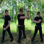 Guy and Sword Stock V