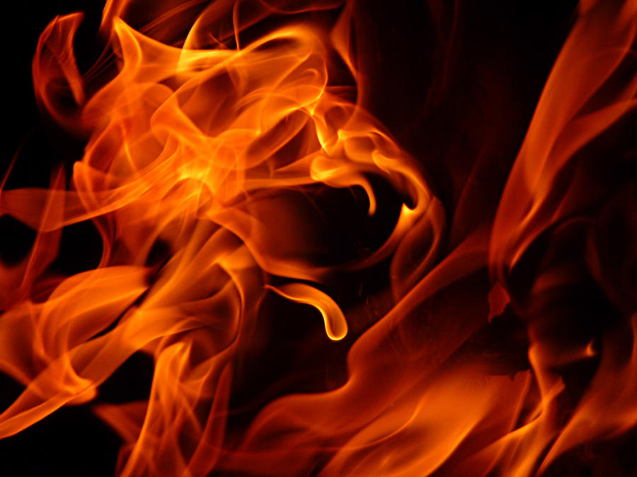 Fire Texture VII by Melyssah6-Stock