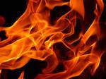 Fire Texture IX