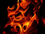 Fire Texture XI