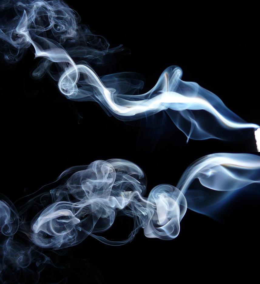 Smoke Stock VII by Melyssah6-Stock
