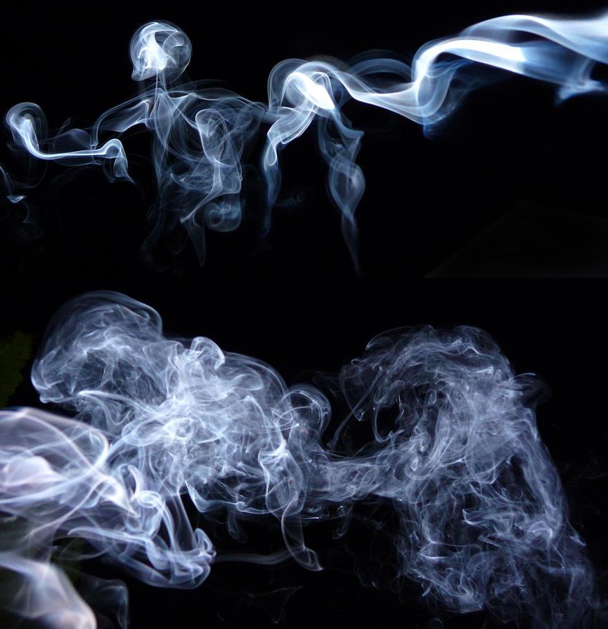 Smoke Stock X by Melyssah6-Stock
