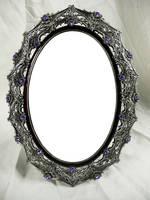 Mirror Frame Stock IX by Melyssah6-Stock