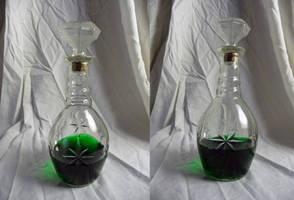 Glass Bottle Stock VIII by Melyssah6-Stock