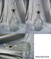 Glass Bottle Stock X by Melyssah6-Stock
