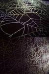 Purple Spiderweb Texture II