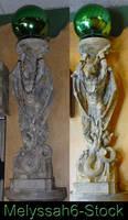 Dragon Statue Stock