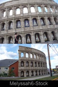 Colosseum Stock