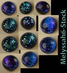 Cabochon Stone Stock 2