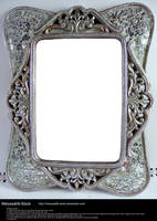 Mirror Frame Stock 10 by Melyssah6-Stock