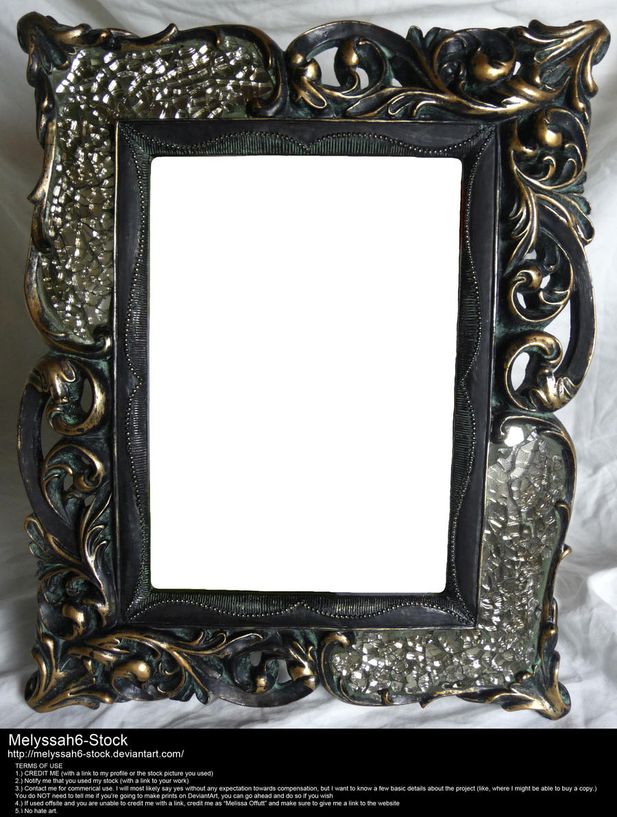 Mirror Frame Stock 11 by Melyssah6-Stock on DeviantArt