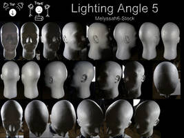 Lighting Angle Ref 5 by Melyssah6-Stock