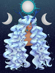 The Goddess of all Things Night