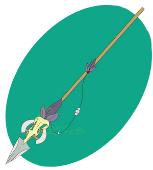 Spear of the Dead