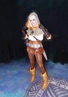 Ciri from The Witcher 3 RPG 01 - Abdella by Abdella-Photo-Art