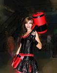Harley in black corset 01 - Abdella
